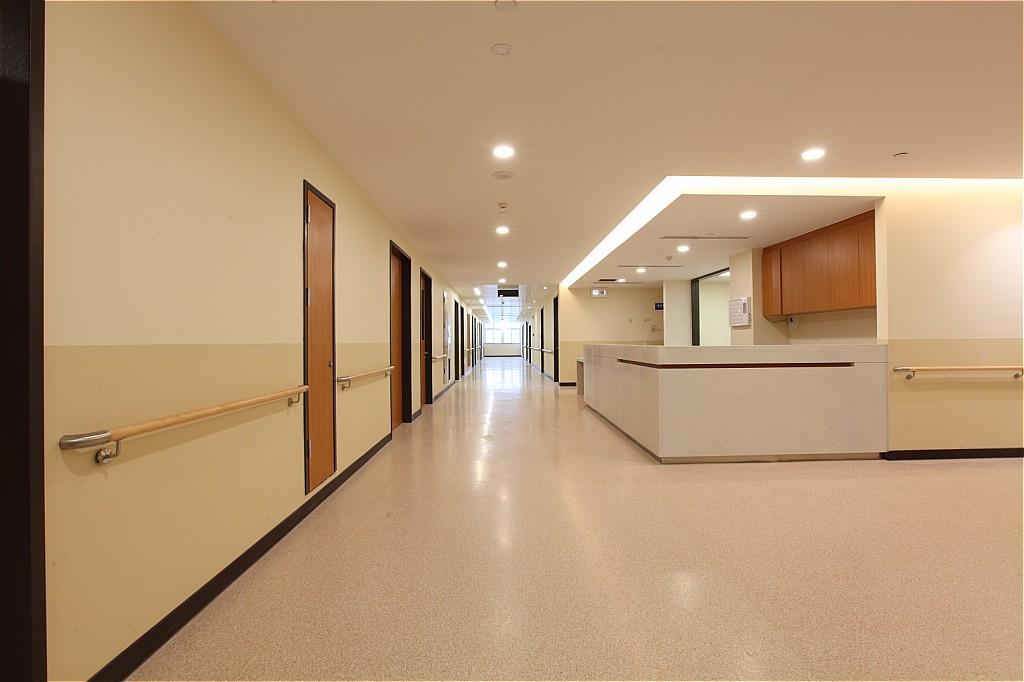 重庆渝东医院门诊住院楼