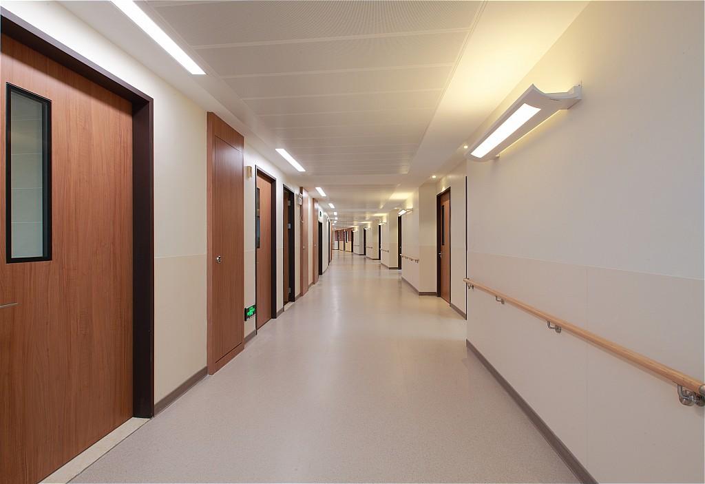 医院-广西梧州市人民医院住院楼