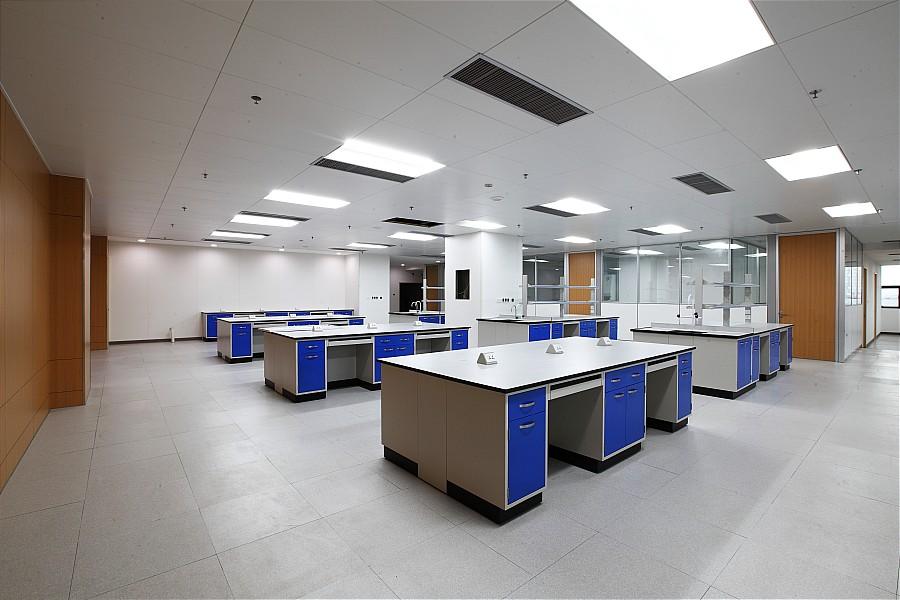 实验室-广西玉林市第一人民医院门急诊医技楼六层检验中心室内装饰工程