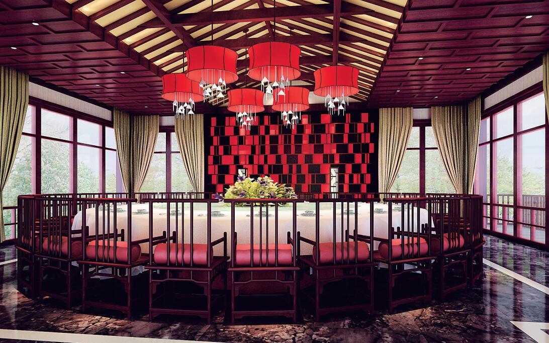 酒店-重庆四面山度假酒店