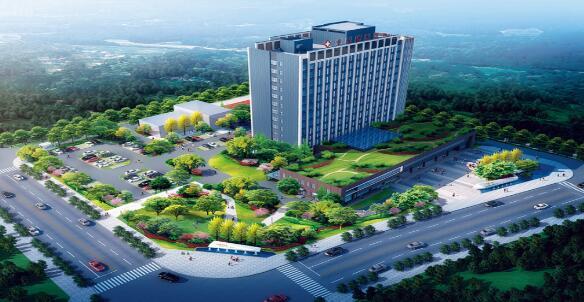 重庆渝东医院·急诊住院综合楼