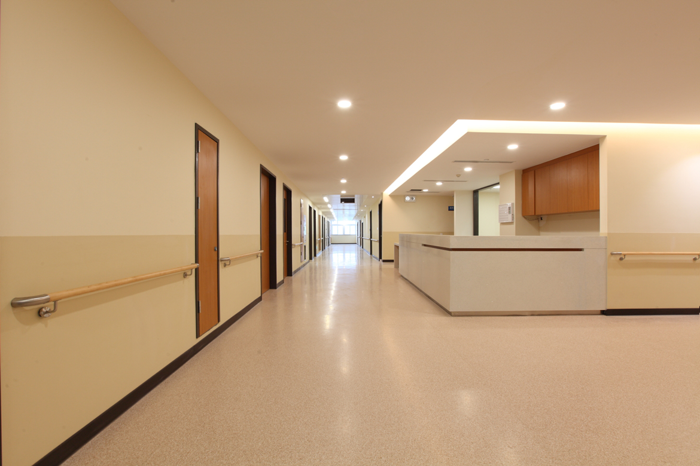 医院-重庆渝东医院门急诊住院综合楼